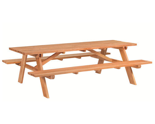 picknicktafel giant hardhout