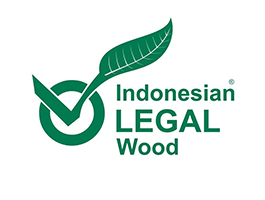 Indonesian legal wood hout keurmerk