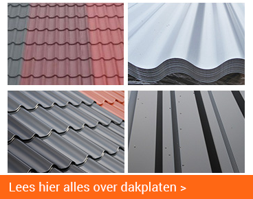 Lees hier alles over dakplaten