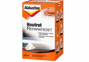 Alabastine Houtrotvuller set