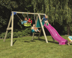 Blue Rabbit Deckswing toestel