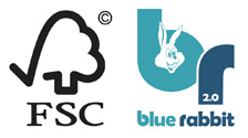 Blue Rabbit FSC Keurmerk